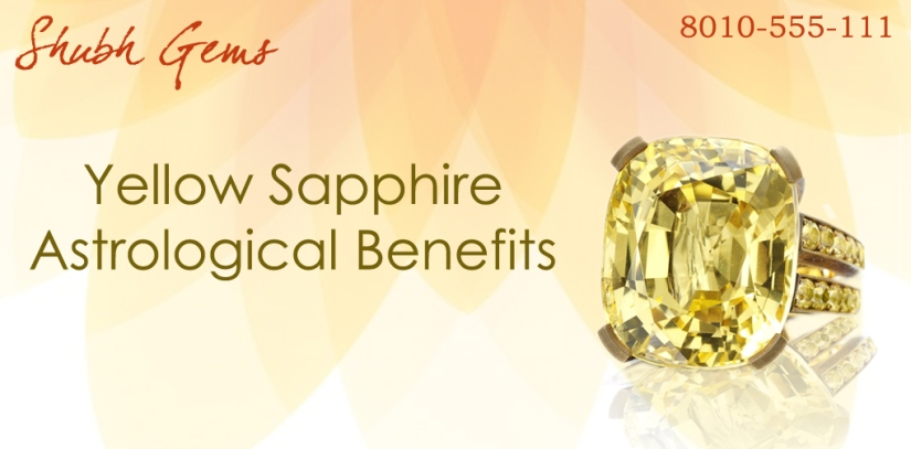 Buy Yellow Sapphrie Stone Online