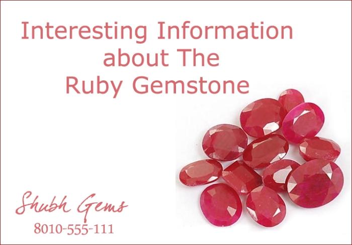 Buy Burma Ruby Online